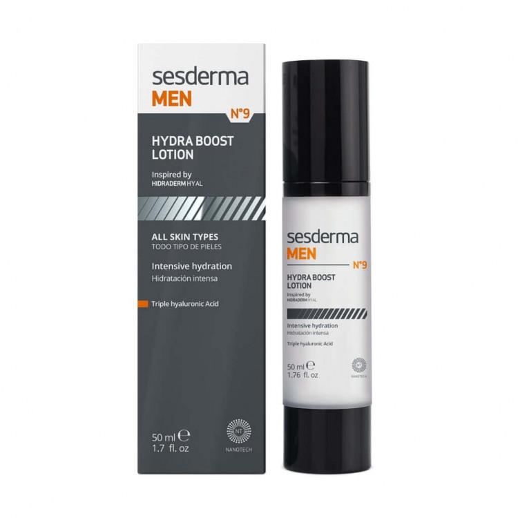 SESDERMA MEN Hydra boost lotion – Лосьон увлажняющий для мужчин, 50 мл