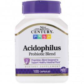 Acidophilus Смесь пробиотиков 100 капсул