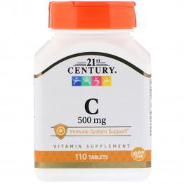 Витамин С 500 мг 110 таблеток
