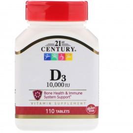 Витамин D3 10 000 МЕ 110 таблеток