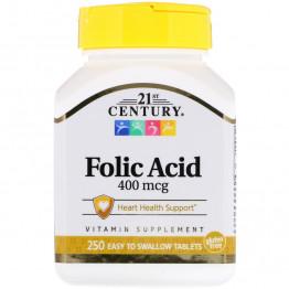 Фолиевая кислота 400 мкг 250 таблеток