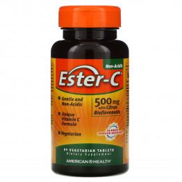Ester-C 500 mg 90 veg tabs / Витамин С