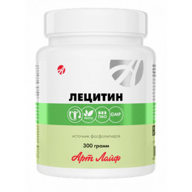 Артлайф Лецитин 300 гр