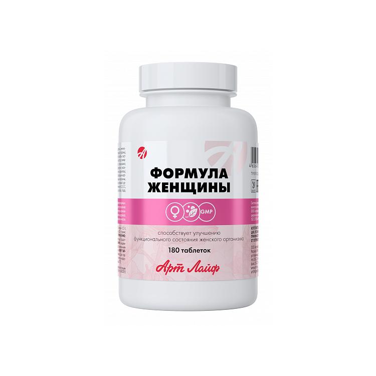 Артлайф Формула женщины 90 / 180 таблеток