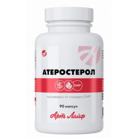 Артлайф Атеростерол 90 капсул