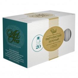 Артлайф Вьетнамский зеленый чай 20 пакетиков