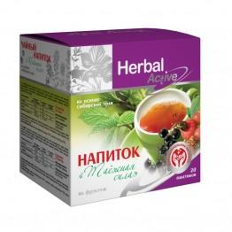 Артлайф Чайный напиток «Таежная сила» 20 пакетиков