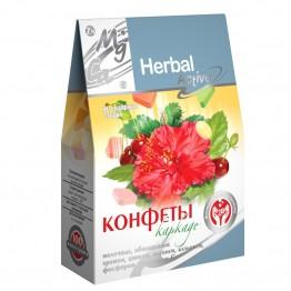 Артлайф Конфеты Каркаде со вкусом вишни 100 шт