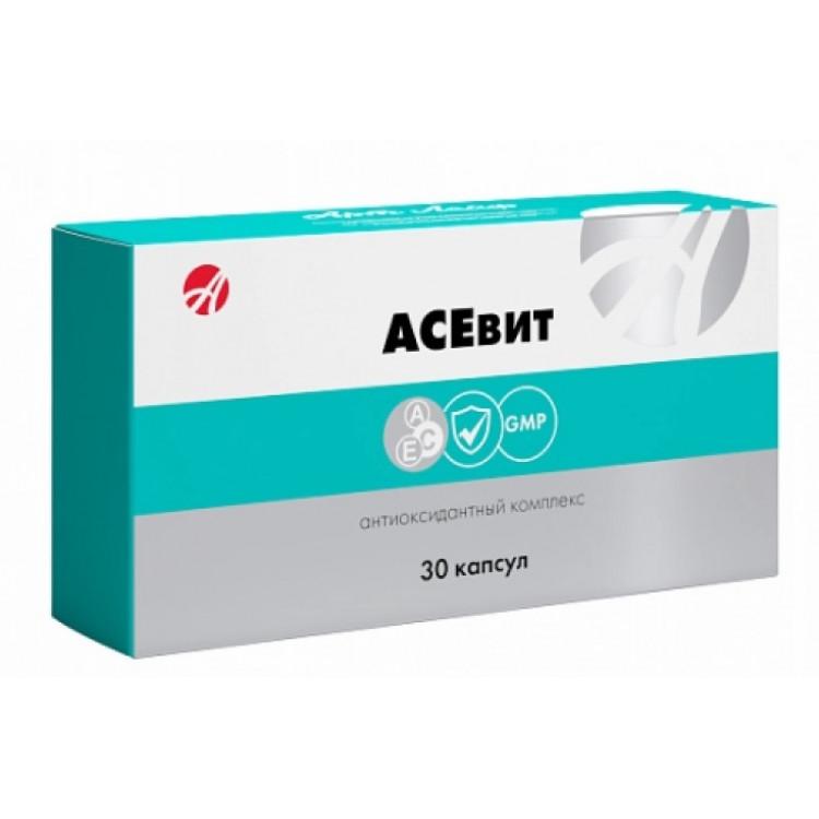 Артлайф АСЕвит 30 капсул