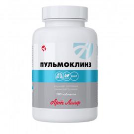 Артлайф Пульмоклинз 90 таблеток