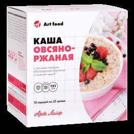 Артлайф Каша Овсяно-ржаная с лесными ягодами