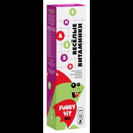 Артлайф Веселые витаминки Funny Vit 150 г