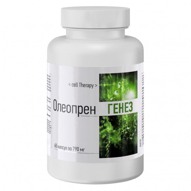 Олеопрен ГЕНЕЗ 60 капсул по 790 мг