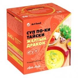 Суп по-китайски «Желтый дракон» 10 шт