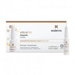 AZELAC RU Ampoules – Средство в ампулах депигментирующее, 10 шт. по 1,5 мл