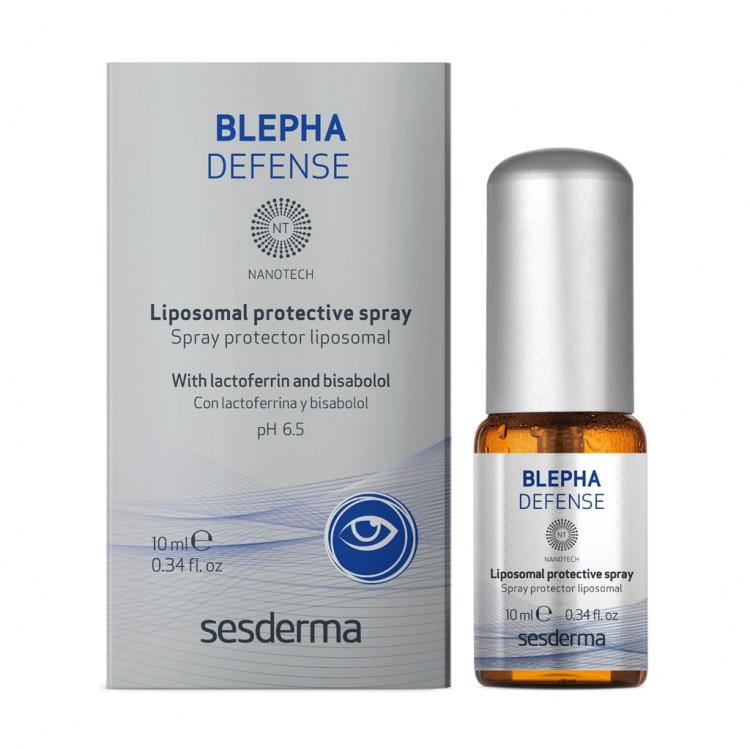 OFTALSES Blepha Defense / Спрей защитный липосомальный с лактоферрином 10 мл