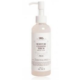 Увлажающая сыворотка для очищения кожи и снятия макияжа