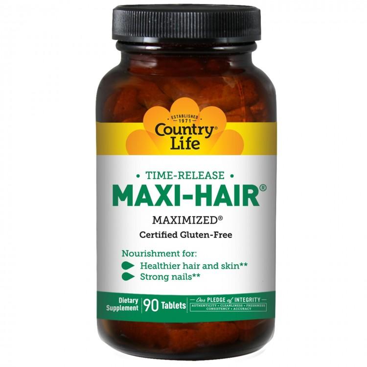 Maxi Hair 90 tab / Витамины для волос