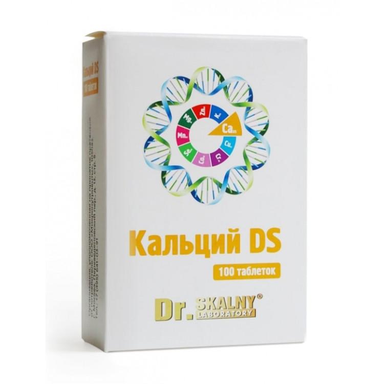 Кальций-DS 100 таб