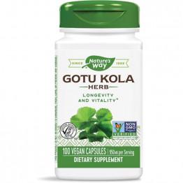 Gotu Kola 475 mg 100 vcaps / Готу Кола