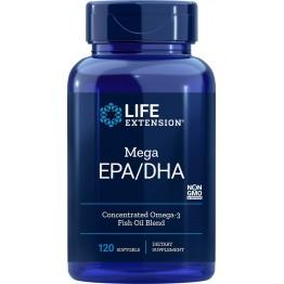 Omega-3 Mega EPA/DHA Formula 120 softgel / Омега-3