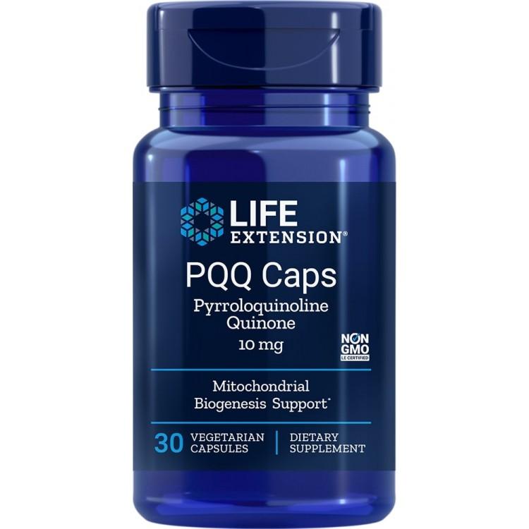 PQQ Caps (Pyrroloquinoline Quinone) 10 mg 30 vcaps / Пирролохинолинхинон