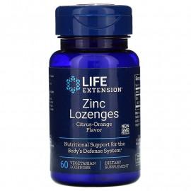 Life Extension Zinc Lozenges / Цинк 60 леденцов