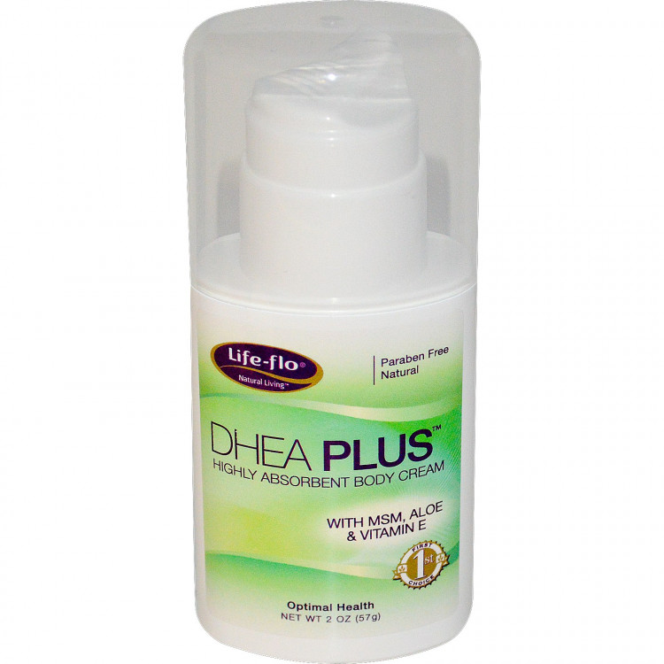 DHEA Plus Highly Absorbent Body Cream 57 g / ДГЭА крем