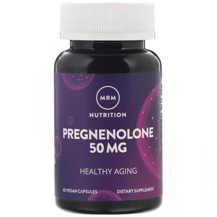 Pregnenolone 50 mg 60 vcaps / Прегненолон