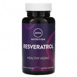 MRM Nutrition Ресвератрол 60 капсул
