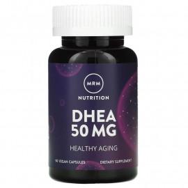 MRM DHEA, 50 мг, 90 веганских капсул / ДГЭА