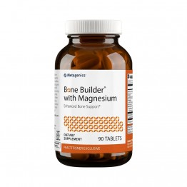 Bone Builder Magnesium 90 tab / Кальций Апатит с Магнием 90 таблеток