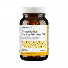 OmegaGenics Evening Primrose Oil 90 softgels / ОмегаДженикс (масло примулы вечерней) 90 капсул