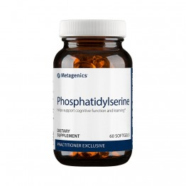 Phosphatidylserine 60 softgels / Фосфотидилсерин 60 капсул