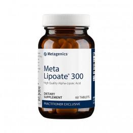 Meta Lipoate 300 60 tab / Мета Липоат 300 60 таблеток