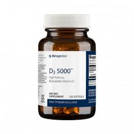 D3 5000™ 120  softgels / Витамин Д-3 120 капсул