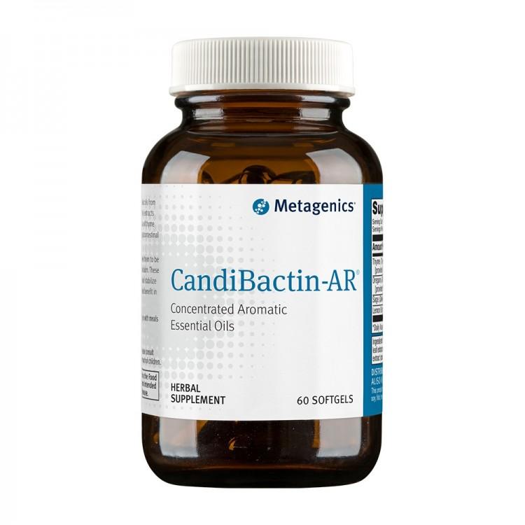 Candibactin-AR 60 softgels / Кандибактин-АР