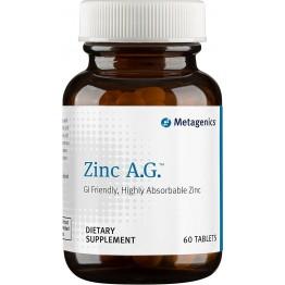 Zinc A.G.™ 60 tab / Цинк