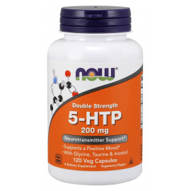 5-HTP 200 mg with Glycine Taurine Inositol 120 vcaps