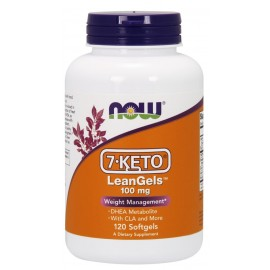 7-KETO LeanGels 100 mg 120 softgels