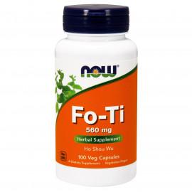 Fo-Ti Ho Shou Wu / Горец многоцветковый 560 мг 100 капсул