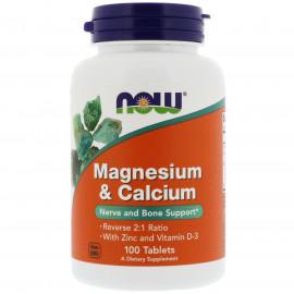 Magnesium Calcium 100 tablets / Магний и кальций