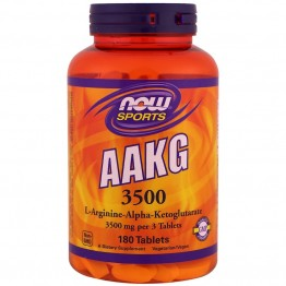 AAKG 3500 180 tab / L-Аргинин альфа-кетоглютарат