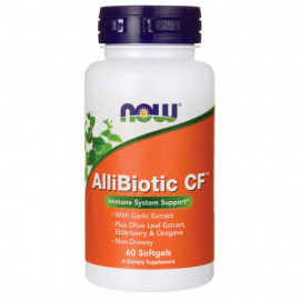 AlliBiotic CF 60 Softgels / Аллибиотик