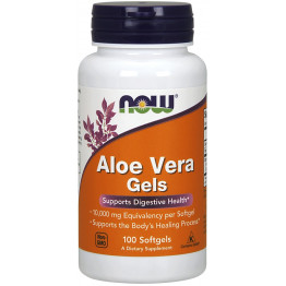 Aloe Vera Gels 100 softgels / Алоэ Вера в капсулах