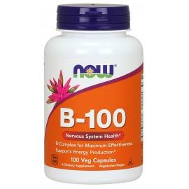 B-100 Complex 100 caps / Витамины группы Б комплекс