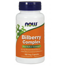 Bilberry Complex 100 caps / Черника комплекс