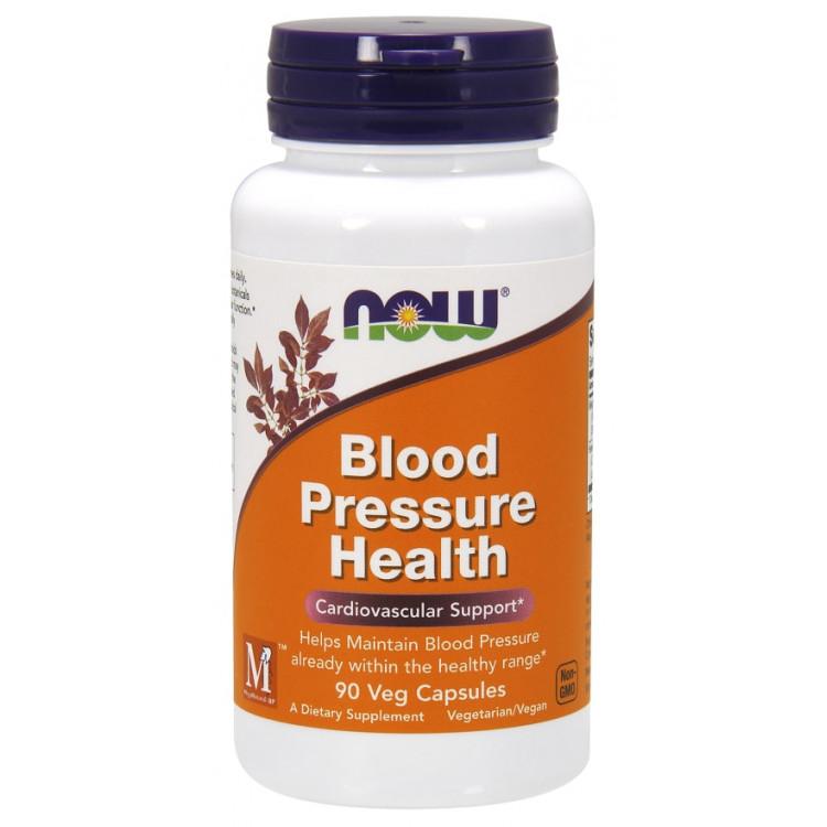 Blood Pressure Health 90 vcaps / Здоровое Кровяное Давление