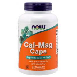 Cal-Mag Caps 240 caps / Кальций и Магний