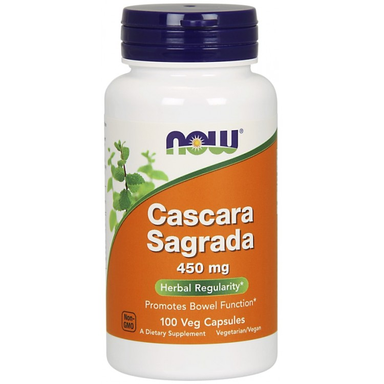 Cascara Sagrada 450 mg 100 caps / Каскара Саграда